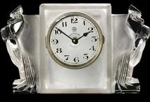 Collecting: Lalique Clocks