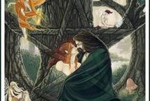 Witchy and  Pagan Art / by Raven