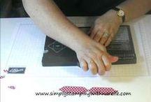 Envelope punchboard