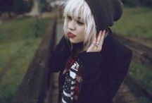 Grunge Freak Love / Get your Grunge Freak on with these looks we love!