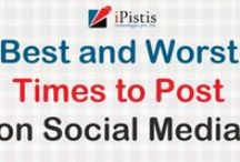 Best and Worst Times to Post on Social Media / Best and Worst Times to Post on Social Media