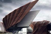 architecture/enormous sculpture