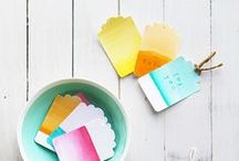 Warm Weather Crafts and DIY / Get in the mood for Spring and Summer with these fun and easy DIY tips and tricks.  You can find crafts for kids and adults that will make the best decor, gifts and entertainment around.