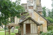 Lifestyle: French Country Homes - Exteriors and Gardens