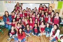 Educación Inicial / Estudiantes de 1º año del Profesorado de Educación Inicial de la Escuela Normal de Gualeguay, Entre Ríos, Argentina