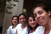Educación Primaria 1º Año 1ª División / Estudiantes de 1º año 1º división del Profesorado de Educación Primaria de la Escuela Normal de Gualeguay, Entre Ríos, Argentina, en el Taller de TIC.
