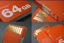 64gb: 64 Eminent Creatives from Great Britain / 64GB : Buku Kumpulan karya 64 Designer terkenal dari Britania Raya