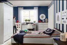 Lato w Twoim domu / Letnie inspiracje Black Red White dla Twojego domu