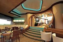 inspiration for my houseboat & guesthouse