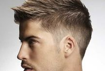 Hairstyle men's