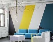 SaløNs  ♡ / Des salons pour se poser au coin du feu, s'étendre sur son canapé et profiter d'un moment de simplicité.  Plus d'inspirations déco ? RDV sur le site Internet : http://decoration.datcha-inspire.com/