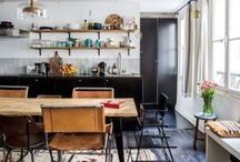 S@lles à m@Nger ♡ / Des salles à manger pour la convivialité et l'originalité.  Plus d'inspirations déco ? RDV sur le site Internet : http://decoration.datcha-inspire.com/