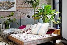 C|-|@mbreS ♡ / Des chambres qui font faire de doux rêves.  Plus d'inspirations déco ? RDV sur le site Internet : http://decoration.datcha-inspire.com/