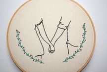 • embroidery •