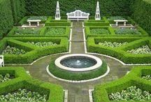 Gardens: The Parterre