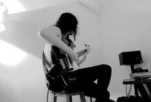 Grabaciones / Fotos de las grabaciones del nuevo material.