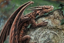 "Here There Be Dragons / ""Always remember, it's simply not an adventure worth telling if there aren't any dragons.""  ---  Sarah Ban Breathnach"