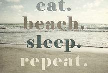 Beach / by Kim King