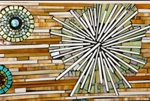 Mosaics to die for / Mosaics fascinate me. Here are some that caught my attention
