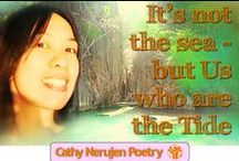 Poetry writing / Poetry by great poets, creative writers who love to lyricize feelings and emotions in words. #poetry