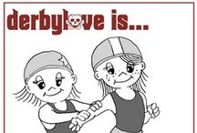 Derby Love / by Lakeland Derby Dames