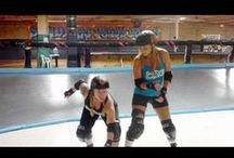 derby skill videos / by Lakeland Derby Dames