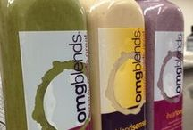 OMG Blends | Blended Meals / Our blended meals are made with whole organic ingredients that are blended with you in mind.  Instead of juicing our fruits and vegetables, we take the time to blend our ingredients so that you get all the proper nutrients that your body needs.  We don't whip up shakes or smoothies — we make drinks with protein that serve as meal replacements!   / by OMG Blends
