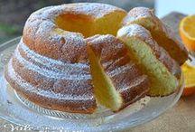 ricette - ciambelloni, muffin, tortine varie / by Mariellam