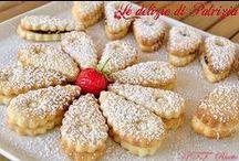 ricette - cialde, biscotti, croccante, torrone / by Mariellam
