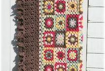 Crochet borders/edgings