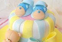 Birthday/Original Cake / by Les Cake Designers
