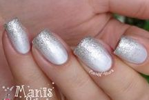 Wedding Nails / Inspiration for me and the ladies who's nails I'll be doing for their wedding!