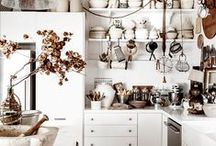 Dream Kitchen / Food, Family, Fun. My happy place. The space where pots simmer, laughs are shared and memories are created.