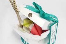 Handmade Paper Treats / Handmade Paper Goodies