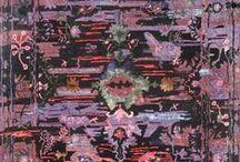 Woven wall / Super pretty woven textiles