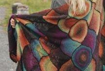 maglia - sciarpe, scialli, guanti, berretti, calze e pantofole / by Mariellam