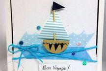 Bon Voyage / Handmade Cards - Bon Voyage