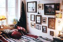 HomeColors / Decoration, dream houses, cozy rooms, gardens..