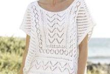 maglia - cardigan, pull, top, magliette / tutto quello che si indossa lavorato a maglia / by Mariellam