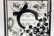 Handmade Anniversary Cards / Handmade Cards