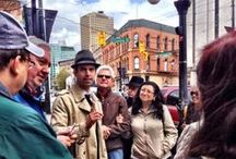 On Our Tours / Photos taken by our guests as they enjoy Forbidden Vancouver tours. Have you snapped a great shot on one of our tours? Tweet us @Forbidden_Tour and we'll add it to the board! On Instagram? Tag #ForbiddenVancouver or your tour name: #ProhibitionCity, #LostSoulsofGastown, #SecretsofthePenthouse, #VancouverExposed or #WhoKilledKraftBier instead!