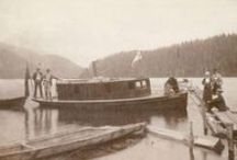 Vancouver Maritime History / As a port city, Vancouver has a long maritime history. The city is even named after ship captain George Vancouver.