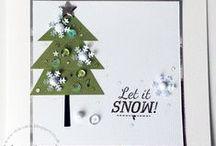 Christmas Cards / Handmade Christmas Cards