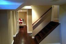 Basement Renovations / Basement renovations