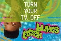 TURN YOUR TV OFF
