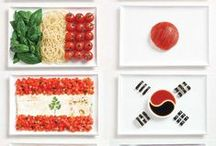 International Cusine / Share these dishes with fellow travelers! You can meet them on TripTogether! www.triptogether.com
