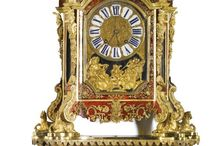 Boulle type objects