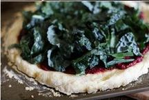 Leafy Greens / Kale, spinach, Swiss chard