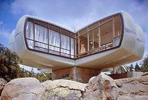 Retro Eco Houses