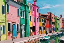Let's travel colorfully! / Sharing my travel experience and tips with all travelers! Love travel nonstop
